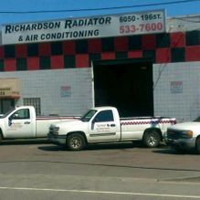 Richardson Radiator and Air Conditioning Services shop