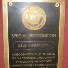 special recognition